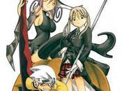 Reseña literaria Soul eater, Atsushi Ohkubo
