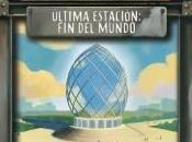Última estación: Mundo (Cyboria II), Pierdomenico Baccalario