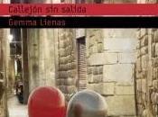 Callejón salida, Gemma Lienas