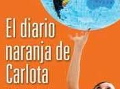 diario naranja Carlota, Gemma Lienas