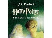 Harry Potter misterio príncipe (Harry VI), Rowling
