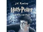 Harry Potter orden fénix (Harry Rowling