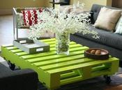 Pallets Reciclados Muebles Diseño