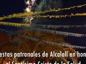 Alcalalí. Fiestas Patronales Juan Bautista Mosquera Cristo Salud 2012