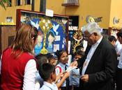 Escolares expusieron periódicos murales referentes Corpus Christi