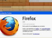 Firefox puede descargar