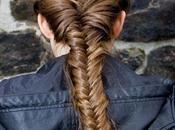 Hair Style: Trenza espiga Loida Presentación Aristocrazy colección MBFWM Coruña