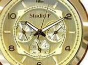 Gold Silver: Studio lanza línea relojes México