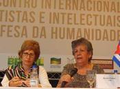 Causa Cinco cita brasileña intelectuales