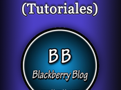Manuales guias para usuarios BlackBerry