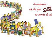 mejores personajes secundarios Simpson