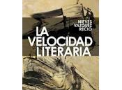 VELOCIDAD LITERARIA NIEVES VÁZQUEZ RECIO Carmen Moreno