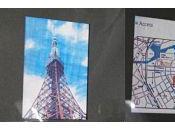 Fuji Xerox presenta papel electrónico colores filtro