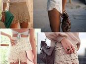 Shorts encaje, gusta?