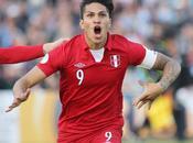 guerrero selección Selección Peruana