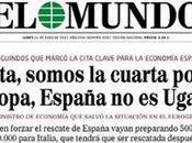 Rajoy Guindos: 'Aguanta. Somos cuarta potencia europea. España Uganda'