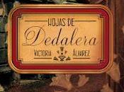 Hojas Dedalera Victoria Álvarez