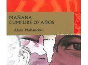 """""""Mañana cumpliré años"""", Alain Mabanckou"""