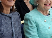 Kate Middleton repite modelo Nothingham, donde celebra ahora Jubileo