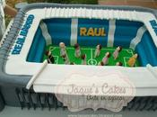 Tarta Bernabeu Real Madrid