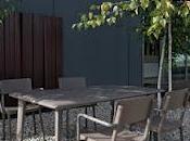 Muebles exterior: ¿qué material escoger?