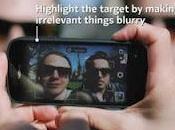 Nokia PureView efecto bokeh