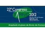 SAMFYC SEVILLA. Octubre 2012 Siguiente cita para medicos familia urgencias emergencias.