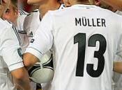 Euro2012: primeros cuatro clasificados