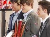 Magnus Carlsen brillante vencedor Memorial 2012