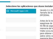 Microsoft Apps para Nokia actualiza