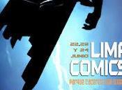 Programa actividades Limacomics 2012