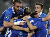 Eurocopa 2012: trabajo Italia contra Irlanda