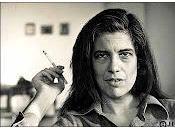 "Susan Sontag: objetividad término tenga gran estima."" Entrevista"