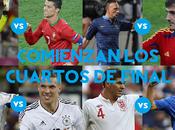 Comienzan Cuartos Final Euro12