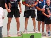 Maratón tenis mesa Huétor Vega
