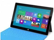 Microsoft sorprende tablet, Surface. Woow!