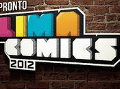 inaugura LIMACOMICS 2012
