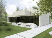 Nueva propuesta para vivienda unifamiliar A-cero ubicada Ourense