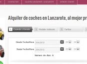 Alquilar coches Lanzarote, fácil mejor precio