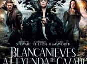 Blancanieves leyenda cazador