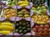 Sabores Sur. Granada: Frutas tropicales