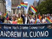 Nueva York celebra primer aniversario matrimonio igualitario