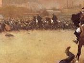 carga, Barcelona 1902, Ramón Casas