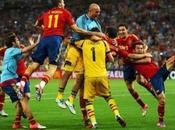 España luchó, Ramos falló hubo llantos