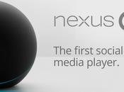 Nexus centro multimedia Google