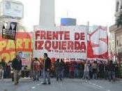 Altamira explica izquierda acompañó movilización Moyano