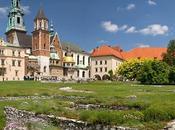 Callejeando Cracovia Hacia cima colina Wawel