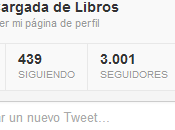 Sorteo 3000 seguidores Twitter