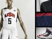 Uniformes ecológicos para Dream Team 2012