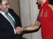 selección española fútbol, ejemplo para España